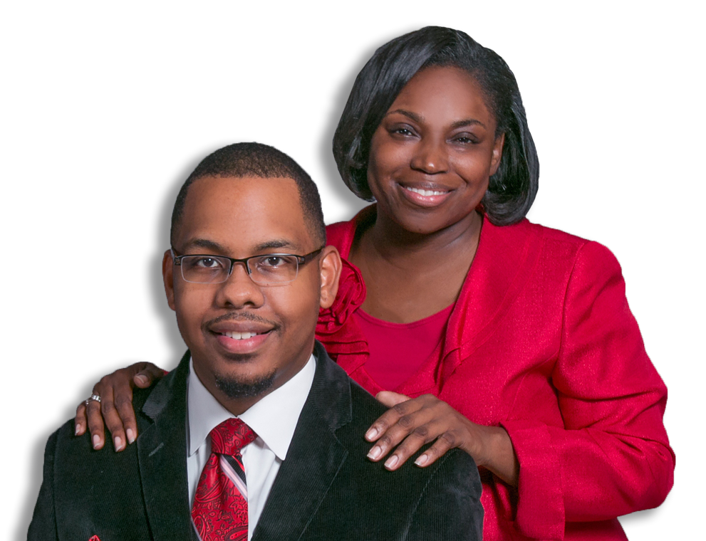 Pastor and First Lady Halton